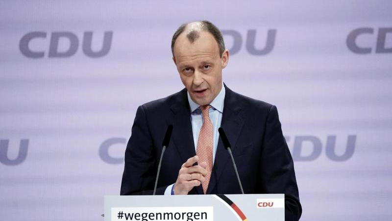Appelle zur Einbindung der Merz-Anhänger in der CDU