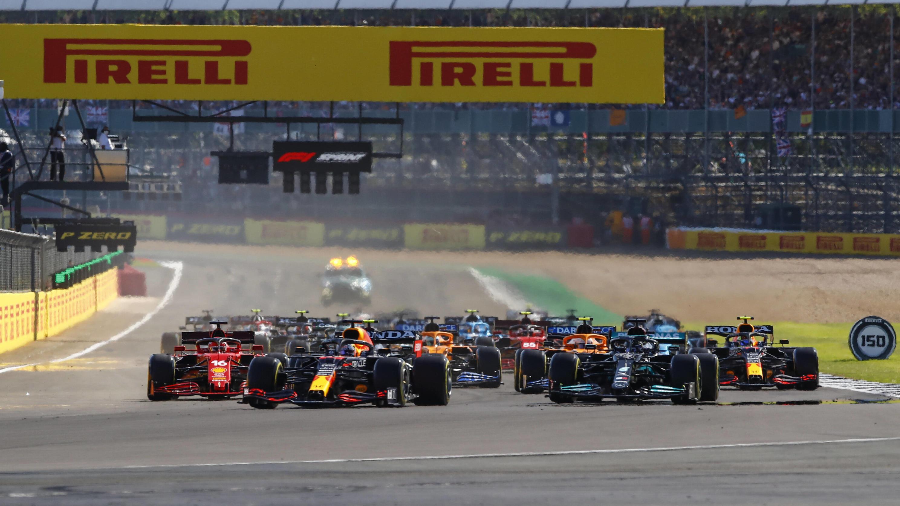 Formel 1: Nächstes Sprintrennen für Großen Preis von Italien in Monza bestätigt