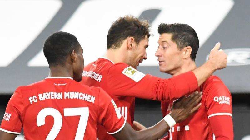 FC Bayern könnte Goretzka und Lewandowski in Madrid schonen
