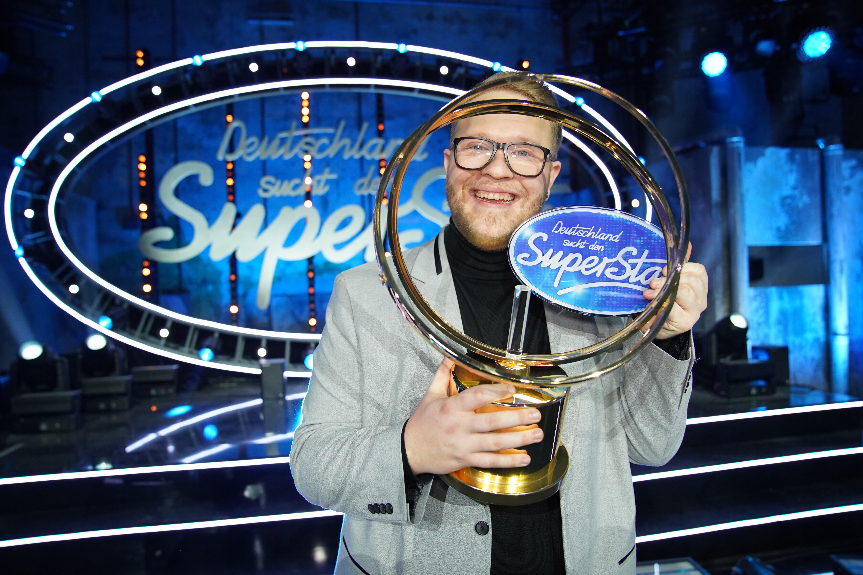 Sieger von DSDS 2021  - Jan-Marten ist der neue Superstar!