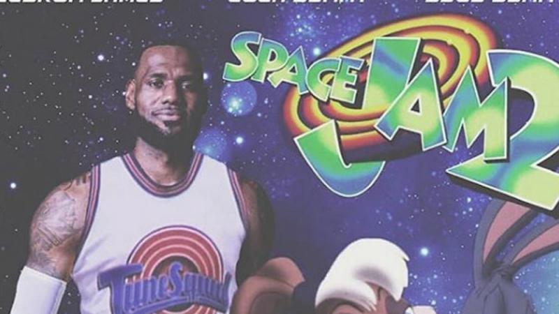 Space Jam 2: LeBron James macht uns heiß auf den Film