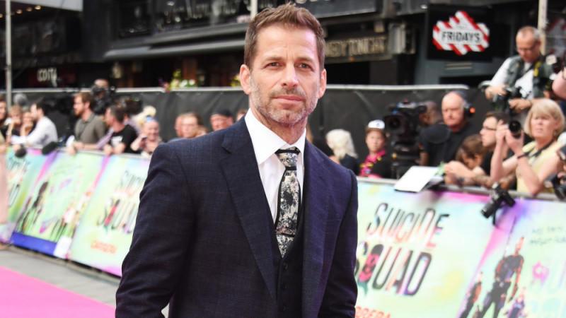 Zack Snyder kündigt 'Rebel Moon' für Netflix an