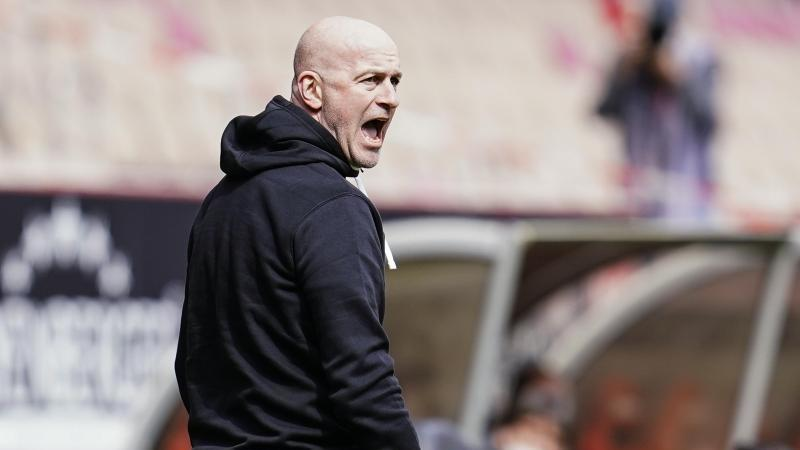 """Lautern gegen Duisburg mit Schmidt: """"Wie lässt er spielen?"""""""