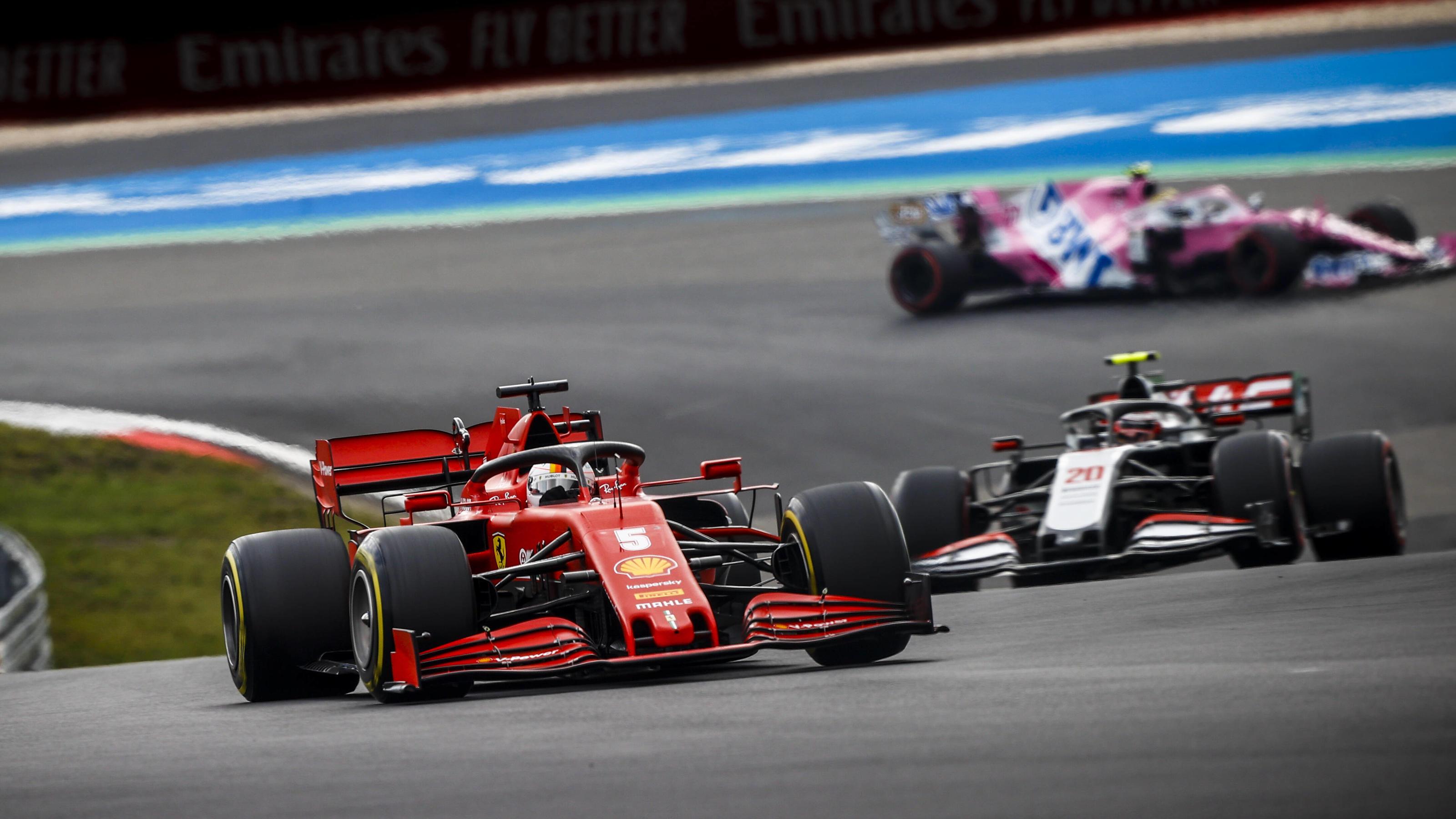 Formel 1 Frankreich 2021