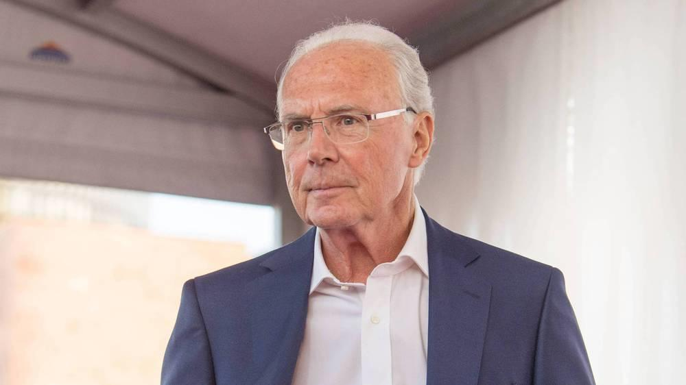 Beckenbauer krank heidi Report: Franz