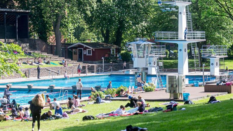 Schwimm- und Spaßbäder dürfen im Norden wieder öffnen