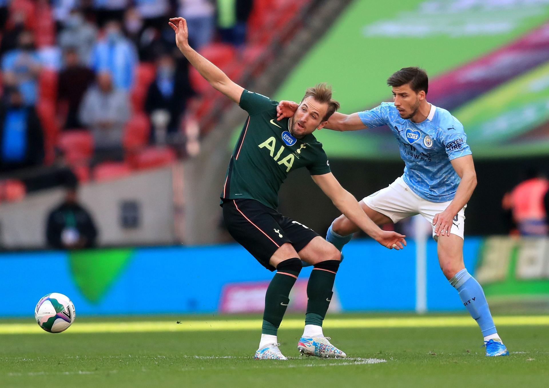 Harry Kane không muốn ra sân đối đầu với Man City