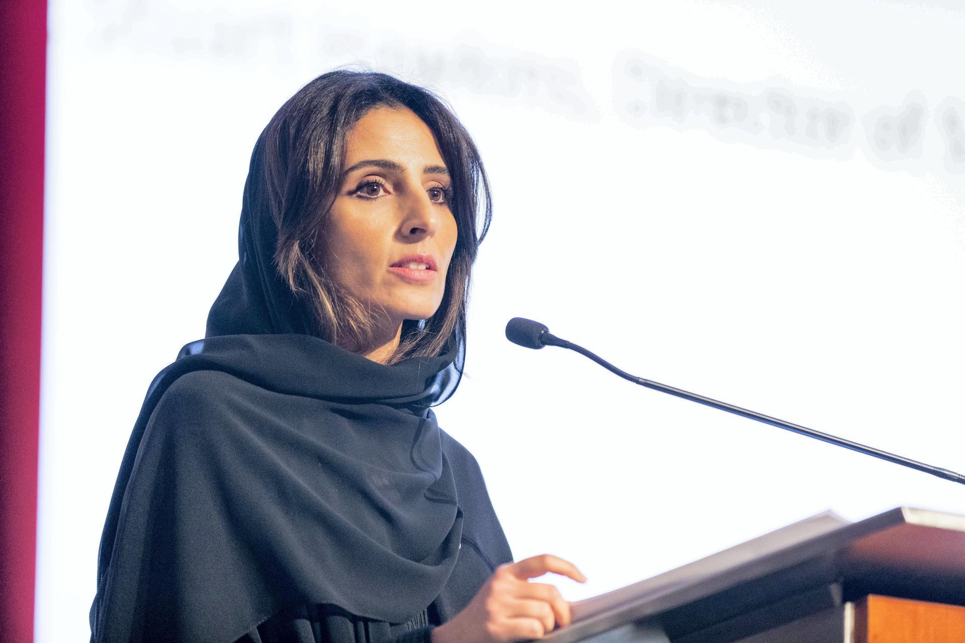 Emirati environmentalist Razan Al Mubarak in running to lead global wildlife agency